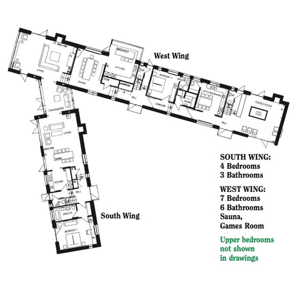 Cashelfean Holiday Houses